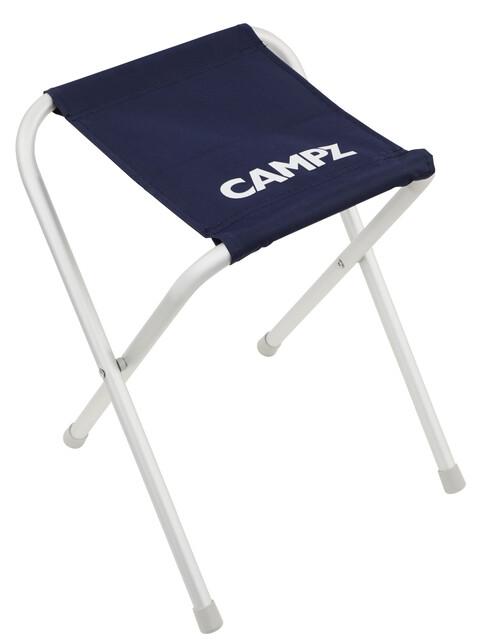 CAMPZ Aluminium Folding Stool blue